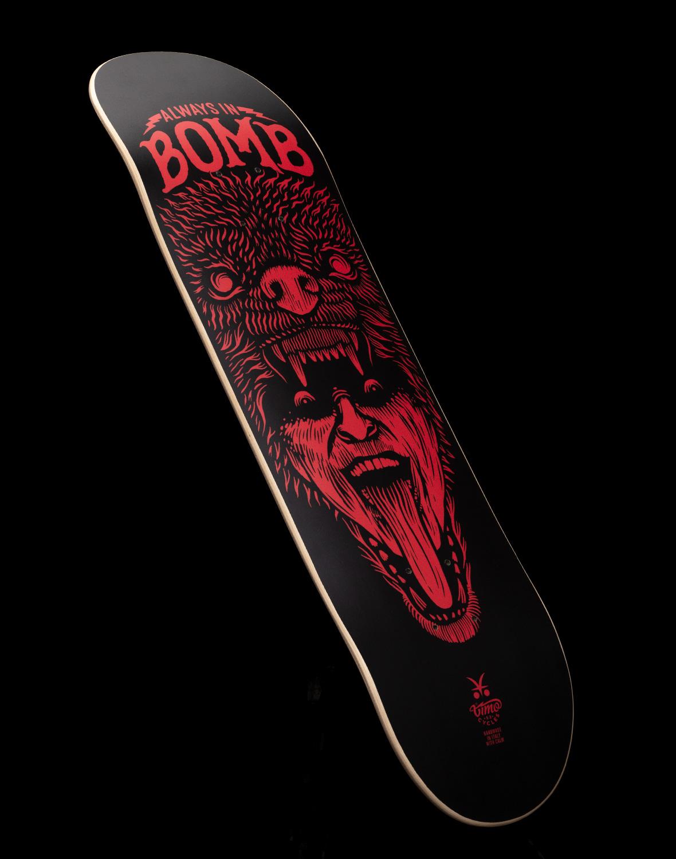 Vimo52_skateboard classic_Velo Theory